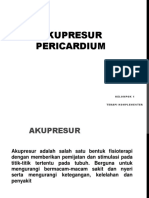 Akupresur Pericardium