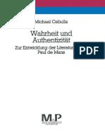 Michael Cebulla, Wahrheit und Authentizitat.pdf