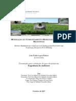 Modelamento Comportamento Hidráulico Em Leito de Macrófias (Ribeiro, J.P.L., 2007) (1)