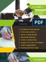 Libro 3 - Los Lideres y Los Grupos Pequenos