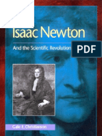 6936830 Isaac Newton and the Scientific Revolution