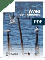 Miniguia Aves de la Albufera de Valencia