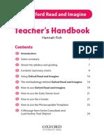Teacher s Handbook Oxford Read and Imagine