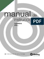manual balay