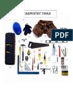carpntry tools.docx