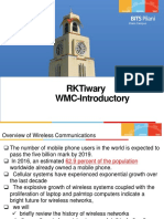Introduction WMC