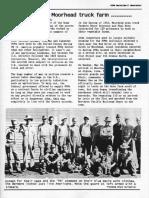 German POWs in Moorhead during World War II