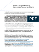 E2C2 Energy Committee CEP Update Recommendations - 6-21-19 - Final