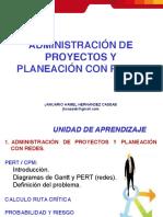 01 Administración de Proyectos y Planeación Con Redes (1)