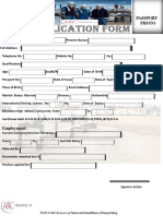 Arc Oil and Gas Resource Application Form111