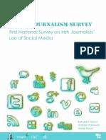Irish Social Journalism 2014