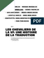 Les Chevaliers de La VF
