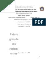 Patologías de los rodamientos.docx
