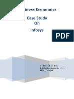 Case Study - Infosys