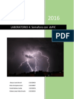 Informe Micro 4 Semaforo