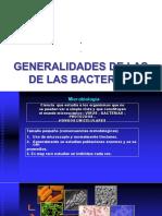 Clasificacion bacteriana
