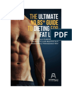 The Ultimate NO BS Guide to Dieting for Fat Loss V1