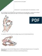 Beginner Guitar Lesson 10 _ the Left Hand. - 8notes