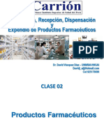 Expendio- Clase 02-Productos Farmacéuticos