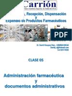 Expendio- Clase 05-Documentos Administrativos