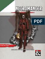 White Necromancer Arcane Tradition