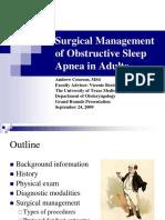 Sleep Apnea Slides 090924