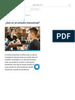 ¿Qué Es Un Estudio Transversal_ _ QuestionPro