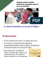 La Amoris Laetitia Luz Palabra Congreso Amoris Laetitia Raul Luna Miranda Ucss