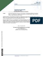 Boletín oficial islas baleares