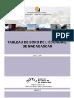 Tableau de bord de l'économie de Madagacar, Numéro 00 (Juillet 2010)
