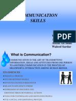 Communication Skills Presentation
