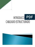 Introducción - Cableado Estructurado