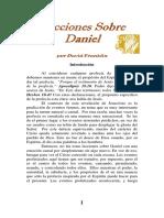 DANIEL. David Franklin.pdf