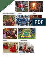Costumbres y Tradiciones