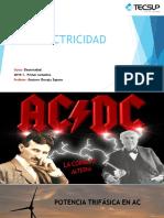 Sesion 11 - Potencia Trifasica en AC