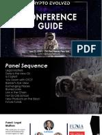 Conference Guide Slides