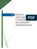 INCAUCA SAS Manual Anticorrupcion Prevencion Soborno Transnacional Incauca