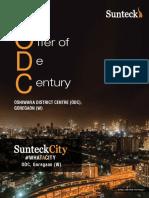 Suntech WhatACity Brochure
