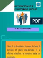 Salud Ocupacional y Responsabilidad Social