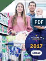 Informe Gestión Grupo Familia 2017