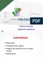Integrales de Superficie de Campos_escalares