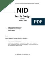 Nid Textile Design 2013-2006