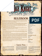 Mkue Rulebook Booklet