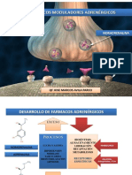 Clase 6-Farmacos Moduladores Adrenergicos