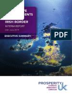 Alternative Arrangements Commission report on the Irish border backstop