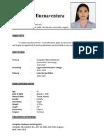 Aishi Resume 2