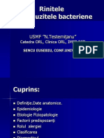 Rhinosinuzitele bacteriene acute şi cronice.ro.ppt