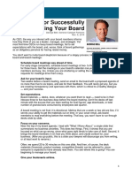 10 Tips For Successfully Managing Your Board.docx