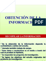 8. OBTENCION DE LA INFORMACIÓN.ppt