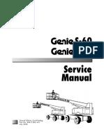 Genie S60 Repair Manual 48412